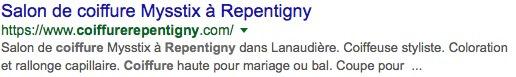 Coiffure Repentigny
